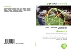 Capa do livro de Geometry