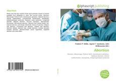 Abortion kitap kapağı