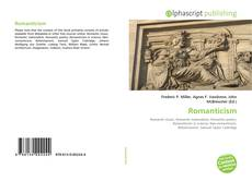 Bookcover of Romanticism