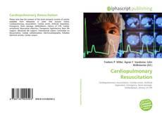 Borítókép a  Cardiopulmonary Resuscitation - hoz