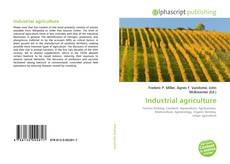 Bookcover of Industrial agriculture