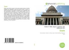 Bookcover of State