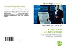 Couverture de Coaching und Geschäftsprozesse