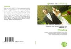 Bookcover of Wedding