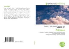 Bookcover of Nitrogen
