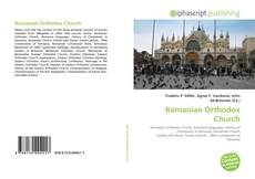 Bookcover of Romanian Orthodox Church