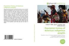Capa do livro de Population history of American indigenous peoples