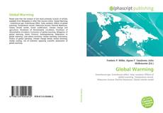 Bookcover of Global Warming