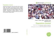 Population Control的封面