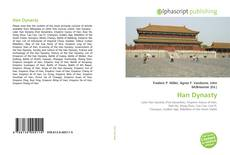Portada del libro de Han Dynasty