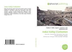 Capa do livro de Indus Valley Civilization