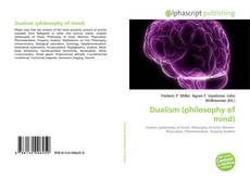 Bookcover of Dualism (philosophy of mind)
