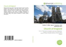 Bookcover of Church of England