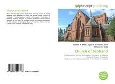 Bookcover of Church of Scotland