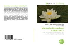 Bookcover of Mohandas Karamchand Gandhi Part 1