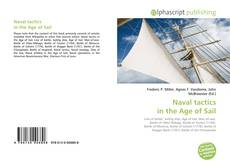 Bookcover of Naval tactics in the Age of Sail