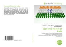 Copertina di Economic history of India