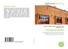 Bookcover of Pre-Islamic Arabia