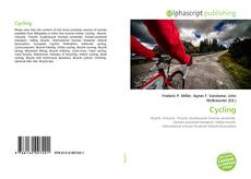 Bookcover of Cycling