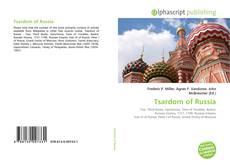 Portada del libro de Tsardom of Russia