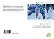 Bookcover of Galileo Galilei