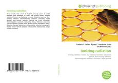 Bookcover of Ionizing radiation