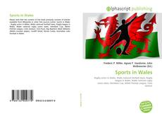 Обложка Sports in Wales