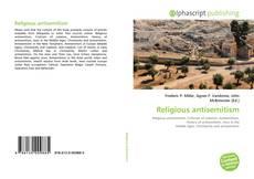 Обложка Religious antisemitism