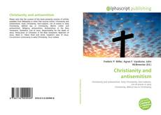 Bookcover of Christianity and antisemitism