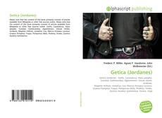 Обложка Getica (Jordanes)