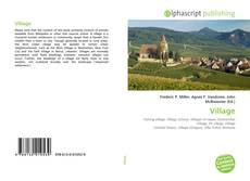 Bookcover of Village