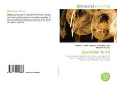 Bookcover of Operation Torch