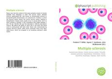 Bookcover of Multiple sclerosis