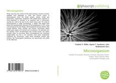 Portada del libro de Microorganism
