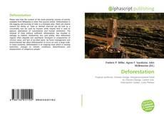 Couverture de Deforestation