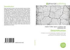 Couverture de Desertification
