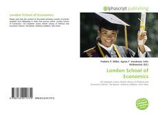 Bookcover of London School of Economics