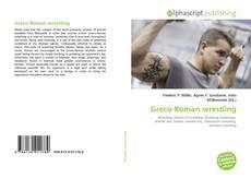 Bookcover of Greco-Roman wrestling