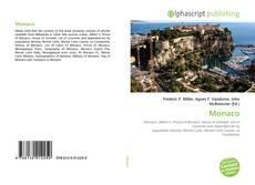 Couverture de Monaco