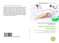 Bookcover of Indian Institutes of Technology