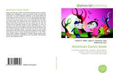 Copertina di American Comic book