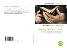 Bookcover of History of Protestantism
