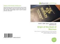 Bookcover of Origin of the Book of Mormon