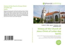 History of the Church of Jesus Christ of Latter-day Saints kitap kapağı
