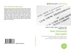 Bookcover of New Testament Apocrypha