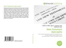 Copertina di New Testament Apocrypha