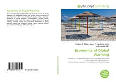 Bookcover of Economics of Global Warming