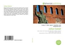 Bookcover of Julius Caesar