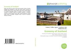 Bookcover of Economy of Scotland