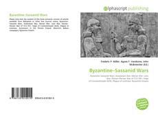 Bookcover of Byzantine–Sassanid Wars